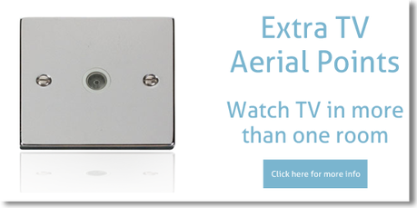 Extra Aerial Points & TV Sockets