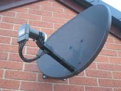 Sky dish installation kirkby lonsdale