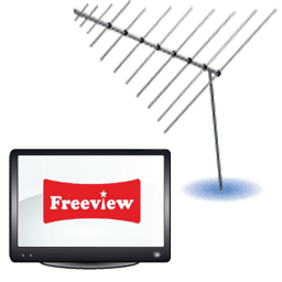 freeview tv aerial