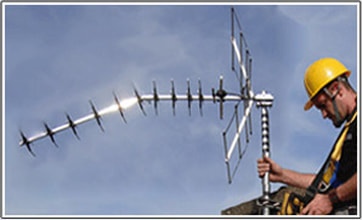 TV Aerial Splitter